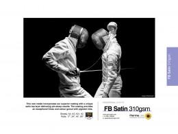 Permajet FB Satin 310gsm 43,2cm x 15m