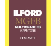 Ilford MGFB Warmtone Semi-Matt
