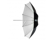 PRIO Standard hvit paraply 100cm