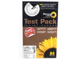 Permajet Test Pakke 2011 A4 FB Baryta